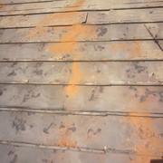 梅雨屋根の画像